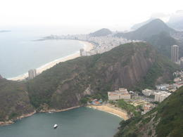 Photo of Rio de Janeiro Corcovado Mountain, Christ Redeemer and Sugar Loaf Mountain Day Tour Great views from Sugar Loaf!