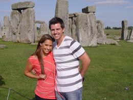 Me and my wife., Brian B - September 2010