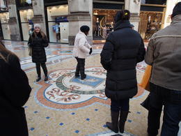 Photo of Milan Skip the Line: Small-Group Milan Walking Tour with da Vinci's 'The Last Supper' Tickets A quick stop in the Galleria