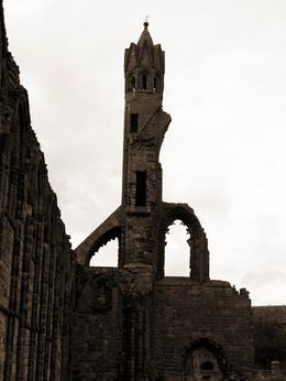 St Andrews' cathedrals' remnants., Christos P - November 2010