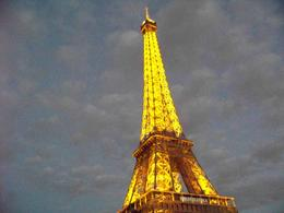 Photo of Paris Paris Illuminations Night Tour Eiffel Tower at night