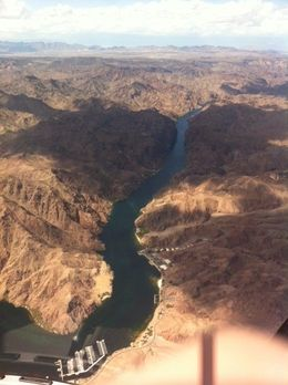 another view of the Colorado River, KDubb - October 2015
