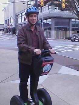 Photo of Atlanta Atlanta Segway Tour learning the basics