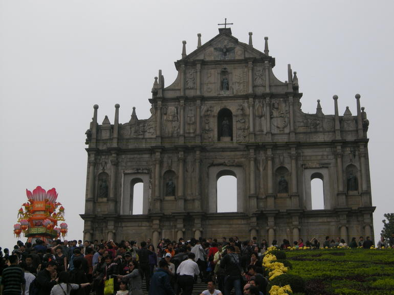 Macau Church - Macau