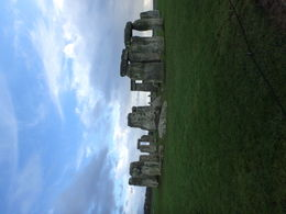 Stonehenge on a beautiful day , Chalsee C - January 2016