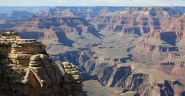 Photo of Las Vegas Grand Canyon South Rim Bus Tour with Optional Upgrades Mather Point - South Rim