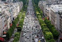 Photo of Paris Avenue des Champs-Elysées