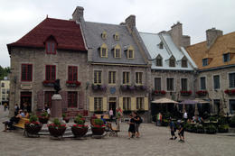Old Quebec, Jules & Brock - July 2012
