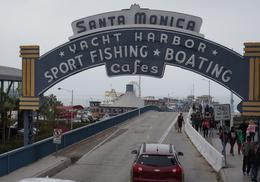 Photo of Los Angeles Los Angeles Hop-on Hop-off Double Decker Bus Tour Santa Monica Pier