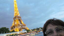 Photo of Paris Eiffel Tower, Paris Moulin Rouge Show and Seine River Cruise Seinne River Cruise