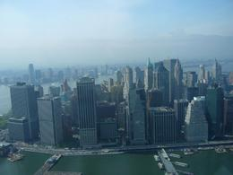 Foto von New York City Manhattan Sky Tour: New York - Helikopter Rundflug Skyline over the East River