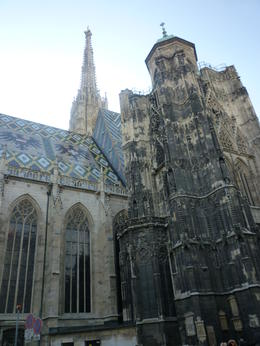 I love this cathedral!, Irene - October 2013