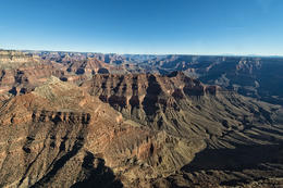 Photo of Las Vegas Deluxe Grand Canyon South Rim Airplane Tour View from helicopter