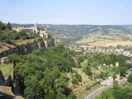 Photo of Rome Assisi and Orvieto Day Trip from Rome View from Orvieto