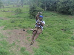 What a zipping experience , Blackaviator - April 2014