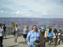Photo of Las Vegas Grand Canyon South Rim Bus Tour with Optional Upgrades width and depth