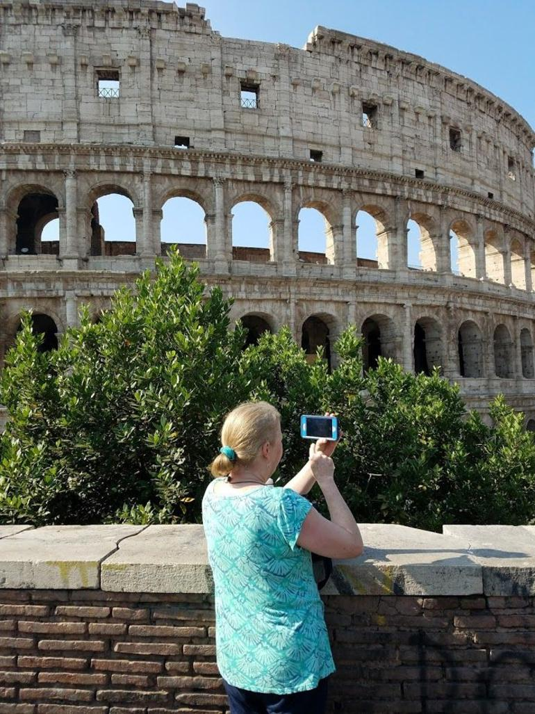 Rome Super Saver: Colosseum and Ancient Rome with Best of Rome Afternoon Walking Tour photo 9