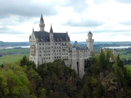Photo of Munich Royal Castles of Neuschwanstein and Linderhof Day Tour from Munich A picture from the bridge.