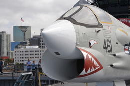 Photo of San Diego USS Midway Museum Airplane