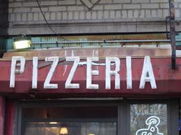 Photo of New York City Best of Brooklyn Half-Day Food and Culture Tour An old Pizzeria in Williamsburg Brooklyn