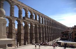 Photo of Madrid Avila and Segovia Day Trip from Madrid Aquaduct