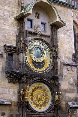 Photo of   Astronomical Clock