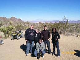 Photo of Las Vegas Hidden Valley and Primm ATV Tour ATV Group Picture