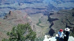 The Grand Canyon, Mykie - July 2011