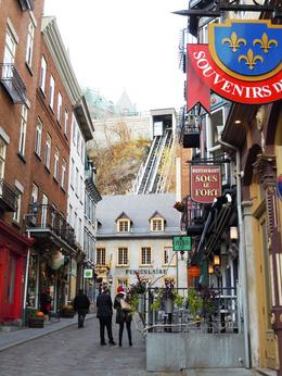 Photo of Quebec City Quebec City Sightseeing Tour Fun shopping in Petit Champlain