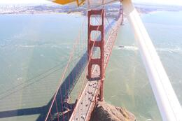 Photo of San Francisco San Francisco Land, Sea, Air and Alcatraz Adventure Golden Gate Bridge