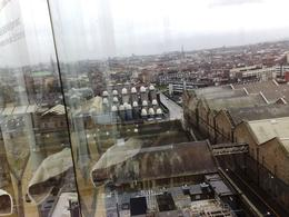 Taken from the Guinness Storehouse Museum with a pint of beautiful Guinness in my hand. , David N - February 2011