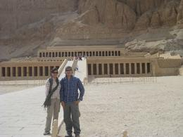 Photo of Luxor Private Tour: Luxor West Bank, Valley of the Kings and Hatshepsut Temple @ Hatshepsut Temple