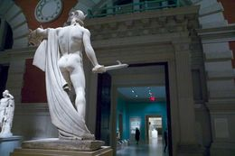 So many amazing pieces of work at the Met, Sherry O - December 2015