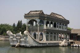 Photo of Beijing Private Custom Tour: Beijing in One Day Marble Boat