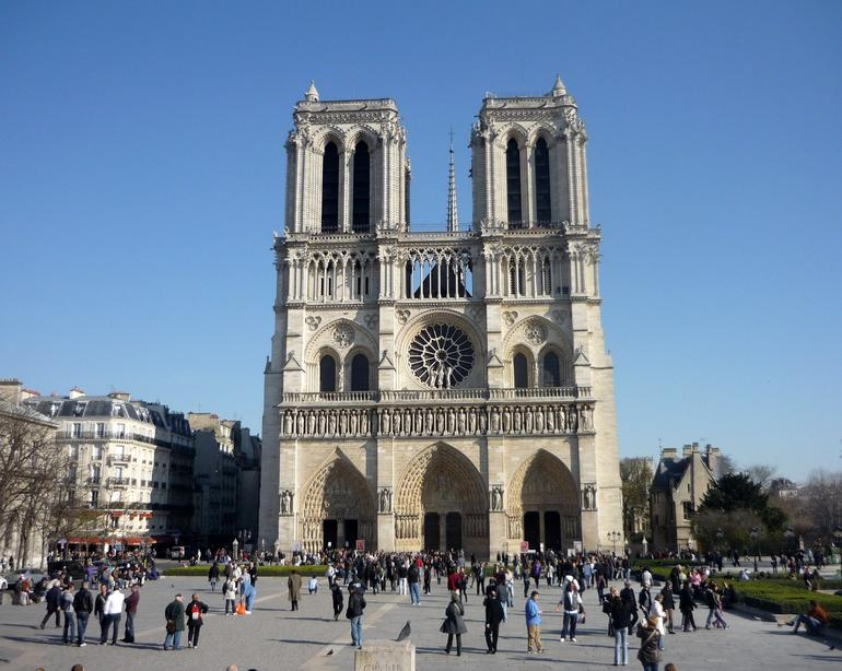 Notre Dame Cathedral - London
