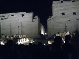 Photo of Luxor Karnak Sound and Light Show with Private Transport The Avenue of Sphinx