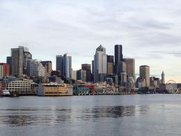Photo of Seattle Seattle Locks Cruise The skyline part 2