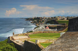 Photo of   View of Old San Juan