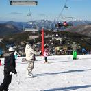Photo of Melbourne Mt. Buller Ski Tour from Melbourne Views on the slopes of Mt. Buller