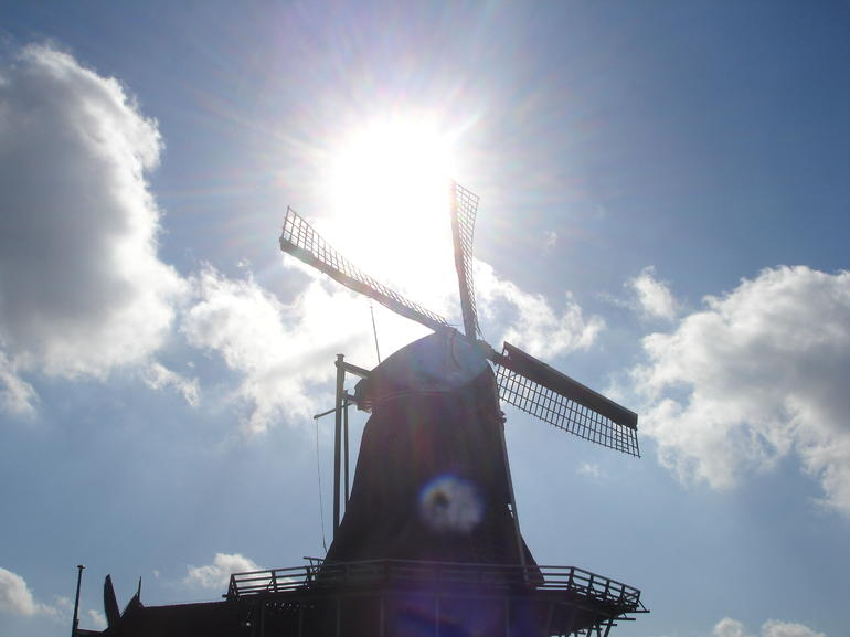 Zaanse Schanse Windmill March 20, 2012 Tour - Amsterdam