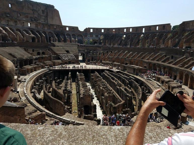 Rome Super Saver: Colosseum and Ancient Rome with Best of Rome Afternoon Walking Tour photo 10