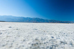 Taken at Badwater Basin, CA while on the Death Valley tour from Las Vegas. , Kelly M - January 2014