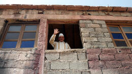 The Berber who's house we had tea at. He was very welcoming. , Stephen K - June 2011