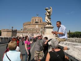 Photo of Rome Rome Angels and Demons Half-Day Tour Castel S. Angelo