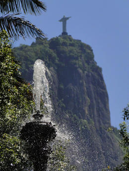 Photo of   Christ the Redeemer