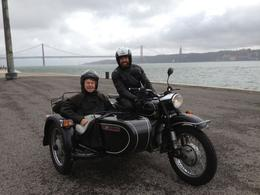 Photo of Lisbon Private Tour: Best of Lisbon by Sidecar Easy Rider Lisbon style