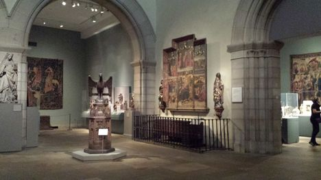 "a tour of the art exhibit at the metropolitan museum of art ""michelangelo and the vatican"" offers a breathtaking glimpse into the backstory of legendary renaissance artworks march 15, 2018."