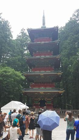 The five story pagoda at Tosho-gu. , Lisa B - August 2014