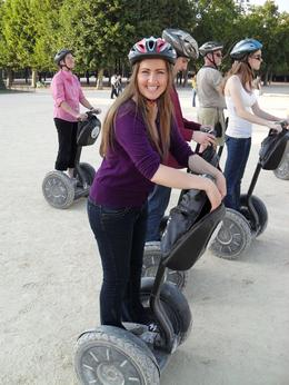 "Photo of Paris Paris City Segway Tour Getting our ""Seg Legs"""