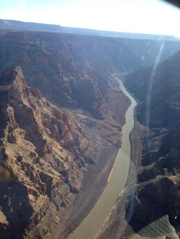 Photo of Las Vegas Grand Canyon All American Helicopter Tour Grand Canyon at it's finest